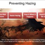 HAzing interaction slide 2